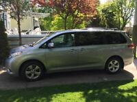 2013 Toyota Sienna LE - Great Condition, Low Kms, Warranty