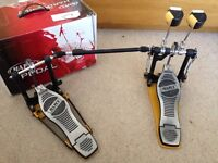 MAPEX P580 DOUBLE BASS DRUM PEDALS | AMAZING CONDITION | £100 (negotiable)