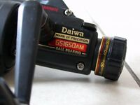Daiwa Graphite Reel