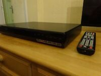 Samsung DVD-SH893M DVD Recorder,Built in 160GB HARD DRIVE HDD, Freeview, HDMI,