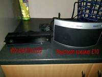 Xbox one Kinect and Bluetooth speaker