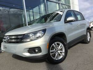 2013 Volkswagen Tiguan 4 MOTION A/C 2.0 TURBO + MAG