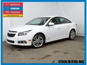 2011 Chevrolet Cruze LT Turbo*RS*MAG+KIT DE JUPE+TURBO*WOW!!