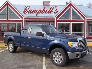 2012 Ford F-150 XTR PACKAGE!! TRAILER BRAKE AND TOW MODE!! POWER