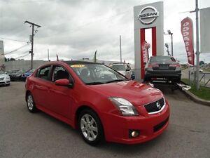 2012 Nissan Sentra 2.0 SR, CERTIFIÉ, BLUETOOTH, B