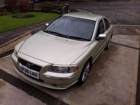 volvo s602.4d5 (185bhp) fantastic car in excellent cond.fsh leather,6 disc cd,cruise,must be seen.