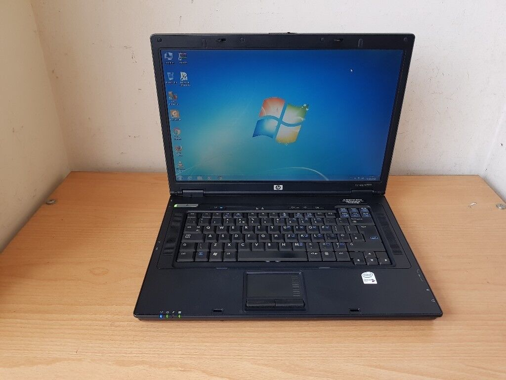 Hp Laptop Microsoft Windows 7 Office 3gb Ram Wifi 120gb Hdd