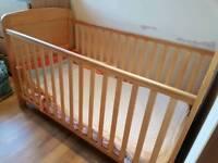 Baby Weavers cot bed