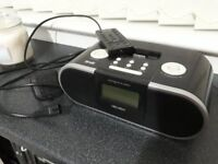 Bush DAB Clock Radio/iPod Player