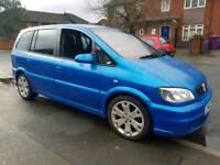 Vauxhall zafira gsi 7 seater FULL MOT!!!!