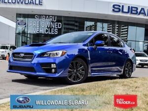 2017 Subaru WRX Sport   NO accidents   ONE OWNER   LIKE NEW