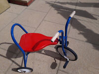 The Flyer childs 60's trike