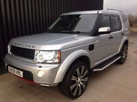 """2009 Land Rover Discovery 3 2.7 TD V6 XS 5dr OVERFINCH KIT & 22"""" Wheels Discovery 4 Grills"""
