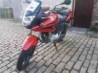 2012 Honda CBF 125