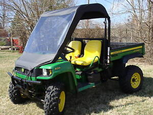 John Deere Gator Windshield/Top Combo-FREE SHIPPING