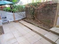 Brand New two bedroom refurbished ground floor flat with own Garden in St Johns Wood Road NW8