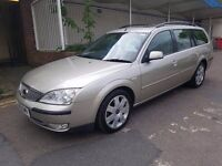 Ford MONDEO Cutting-Edge Styling FULL 12 MONTH MOT