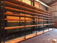 STOW 7 TIER SHOP GARAGE CONTAINER WORKSHOP LONGSPAN MINI RACKING SHELVING UNIT