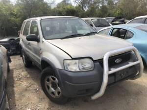 WRECKING 2003 FORD ESCAPE FOR PARTS CALL FOR INFO Willawong Brisbane South West Preview