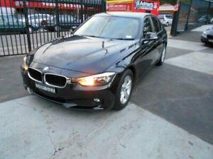 2014 BMW 316i 3 Series 316i F30 Auto MY15 Black Automatic Sedan Croydon Burwood Area Preview