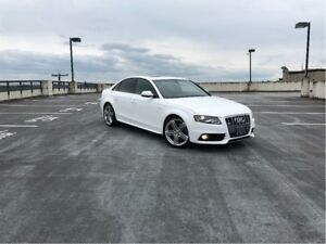 2010 Audi S4 S4 Quattro Super Charged Loaded Only 107,000KM