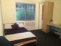 large Cosy bedsit available from 1st Aug.