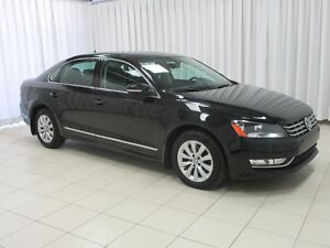 2015 Volkswagen Passat NOW THAT'S A DEAL!! TDI DIESEL SEDAN w/ H