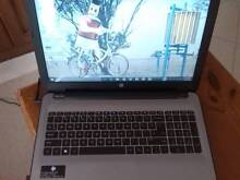 "HP# 15-AF 124AU _15"" Notebook- AS NEW! AS NEW! Charlestown Lake Macquarie Area Preview"