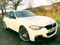 2012 BMW 320D se M Sport and M Performance Kitted ****FINANCE AVAILABLE****