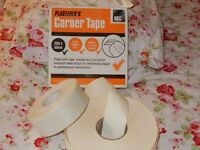 Plasterer's tapes - £8