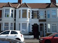 Large 5 Bed Student House in Cathays available 01/07/2016 - REDUCED AGENCY FEES