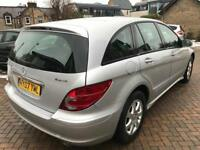 MERCEDES R CLASS CDI AUTO AWD 6 SEATER
