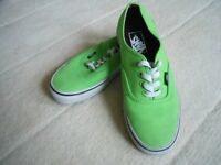 Ladies 'VANS' Shoes, Size 5.5