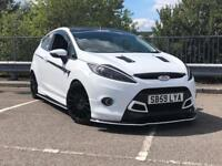 2010 Ford Fiesta 1.6 Zetec S modified offers accepted