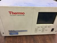 Thermo 42i Nox analyser air monitor No2 NOx analyzer