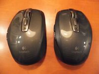 Logitech Wireless Anywhere Mouse MX for PC and Mac (Latest Model)