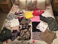 Ladies clothes batch of size 8 or size small
