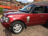 For sale my rangerover