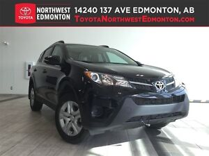 2014 Toyota RAV4 LE | AWD | Rear Vision Camera