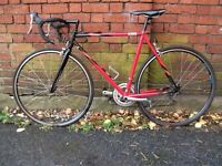 Gents Raleigh Racing Bike