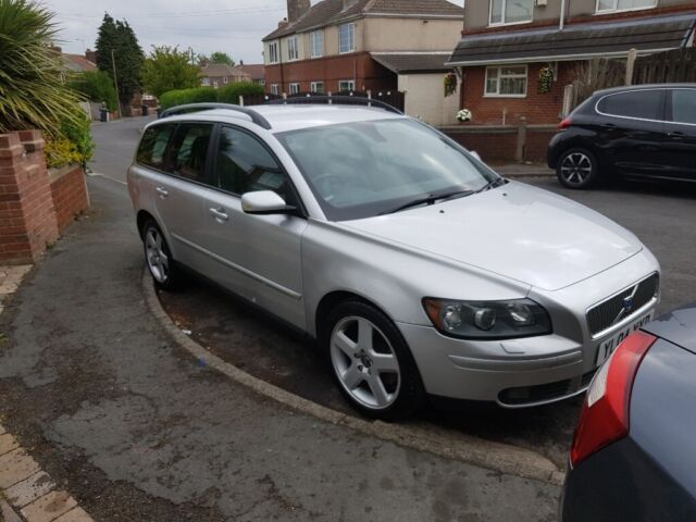 Volvo Of The Woodlands >> Beautiful Volvo V50 Se Diesel Est In Woodlands South Yorkshire Gumtree