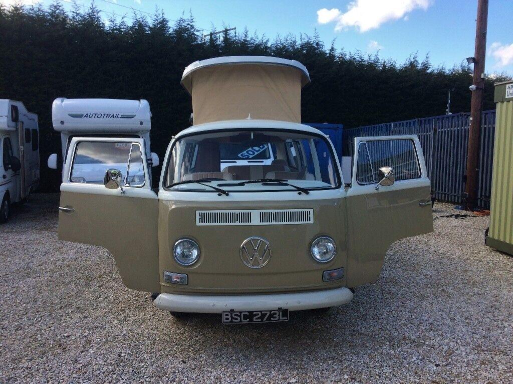 VW T2 CAMPERVAN BAY WINDOW   in Hull, East Yorkshire   Gumtree
