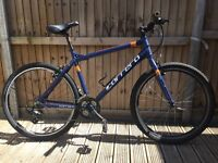 "Carrera Axle Hybrid Mountain bike 27.5"" Wheels Aluminium"