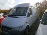 MERCEDES SPRINTER 311 CDI SPARES OR REPAIR IDEAL FOR EXPORT