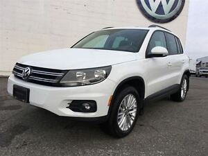 2016 Volkswagen Tiguan SE 4Motion Auto w/ Panoramic Roof