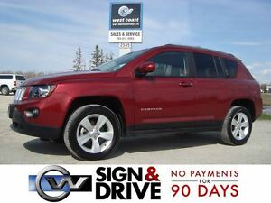 2015 Jeep Compass Sport/North 4X4 *Only $61 Weekly $0 Down*