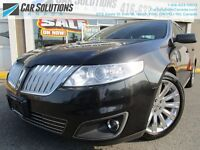 2009 Lincoln MKS AWD-LEATHER-SUN ROOF