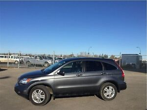 2010 Honda CR-V EX-L -low kms-no pst-AWD!