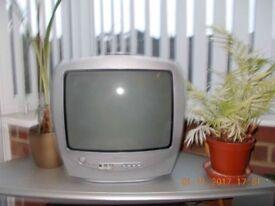 "Phillips 14"" PortableTelevision."