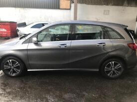Mercedes-Benz B-Class W246 2016 SE Executive Diesel